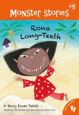 Rona Long-Teeth Cover