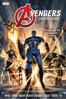 Avengers by Jonathan Hickman Omnibus Vol. 1 cover image