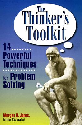 The Thinker's Toolkit Cover