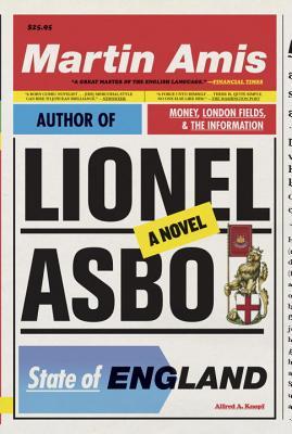 Lionel Asbo Cover