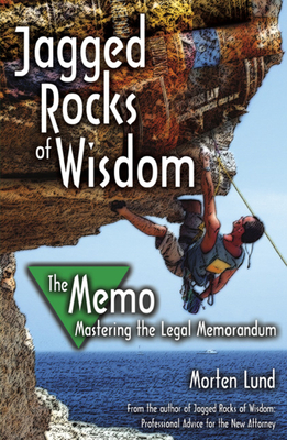 Cover for Jagged Rocks of Wisdom—The Memo