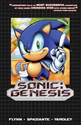 Sonic Genesis Cover Image