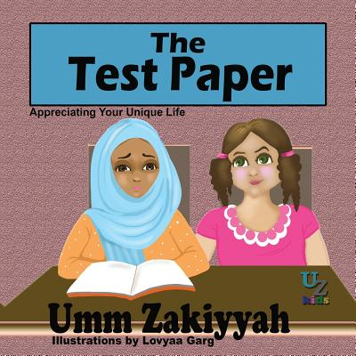 The Test Paper: Appreciating Your Unique Life Cover Image