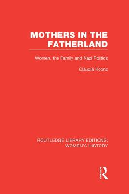 Cover for Mothers in the Fatherland