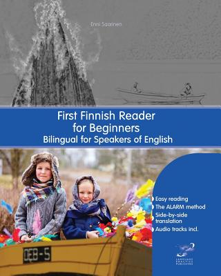 First Finnish Reader for Beginners: Bilingual for Speakers of English Cover Image