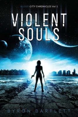 Cover for Violent Souls