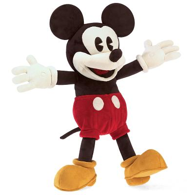 Mickey Mouse Puppet Cover Image