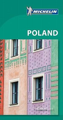 Michelin Green Guide Poland Cover
