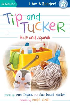 Cover for Tip and Tucker Hide and Squeak