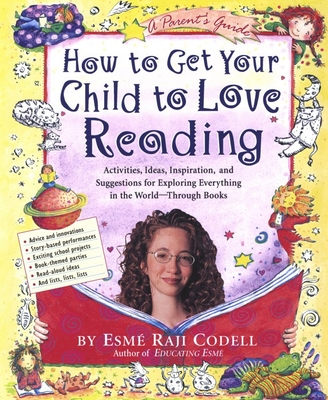 How to Get Your Child to Love Reading Cover