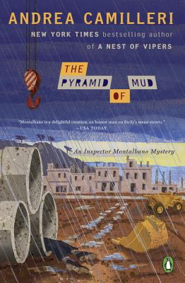 The Pyramid of Mud (An Inspector Montalbano Mystery #22) Cover Image