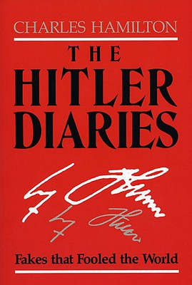 Cover for The Hitler Diaries