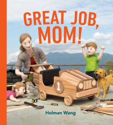 Great Job, Mom! Cover Image