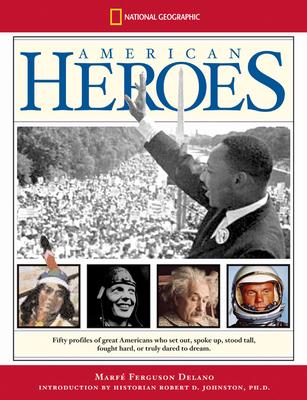 American Heroes Cover