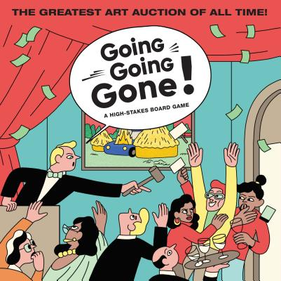 Going, Going, Gone!: A High-Stakes Board Game (Travel the World. Make
