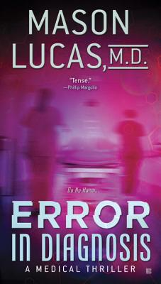 Cover for Error in Diagnosis