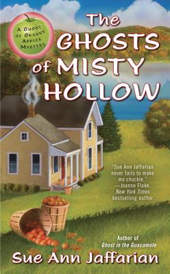The Ghosts of Misty Hollow Cover Image