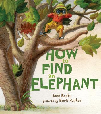 How to Find an Elephant Cover Image