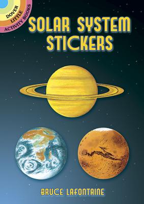 Solar System Stickers (Dover Little Activity Books) Cover Image