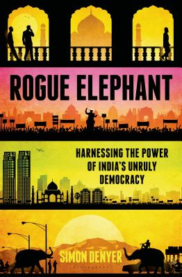 Rogue Elephant Cover