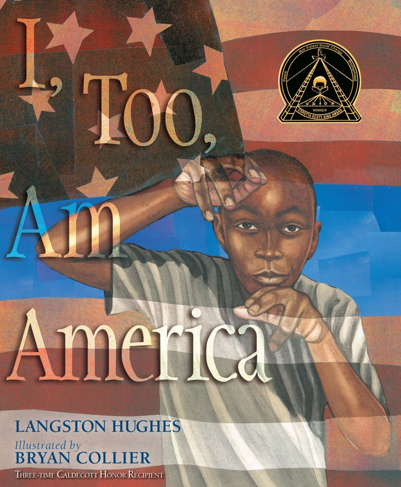 I, Too, Am America Cover