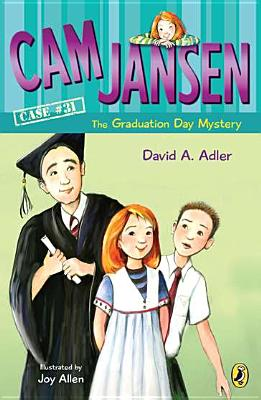 Cam Jansen and the Graduation Day Mystery #31 Cover Image