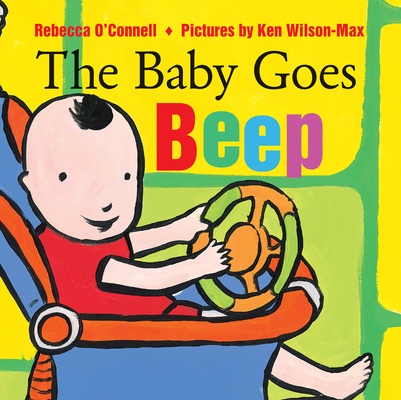 The Baby Goes Beep Cover