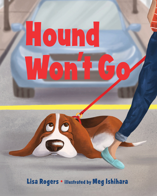 Hound Won't Go Cover Image