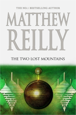 The Two Lost Mountains (Jack West, Jr. #6) Cover Image