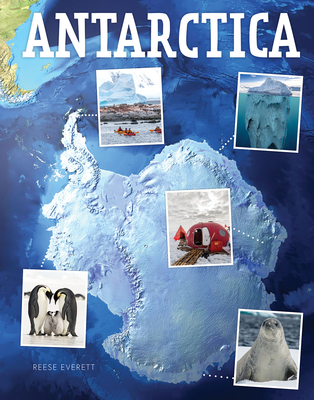 Antarctica (Earth's Continents) Cover Image