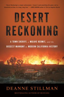 Desert Reckoning Cover