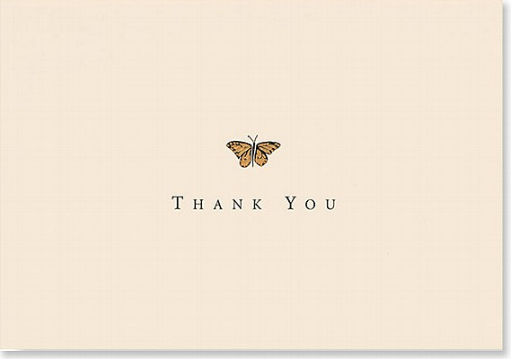 Ty Note Gold Butterfly Cover Image