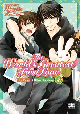 Cover for The World's Greatest First Love, Vol. 10
