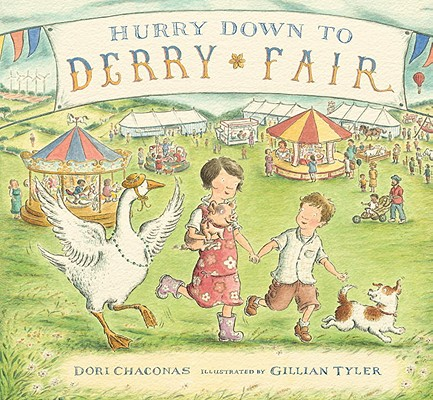 Hurry Down to Derry Fair Cover