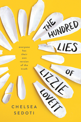 The Hundred Lies of Lizzie Lovett Cover