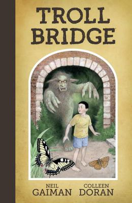 Neil Gaiman's Troll Bridge Cover Image