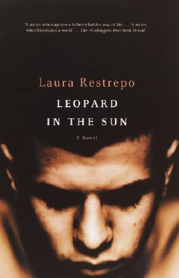 Leopard in the Sun Cover