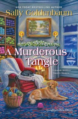 A Murderous Tangle (Seaside Knitters Society #3) Cover Image