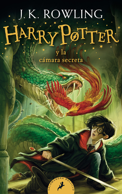 Harry Potter y la cámara secreta / Harry Potter and the Chamber of Secrets Cover Image