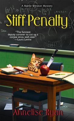 Stiff Penalty (A Mattie Winston Mystery #6) Cover Image
