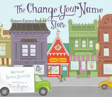 The Change Your Name Store Cover Image