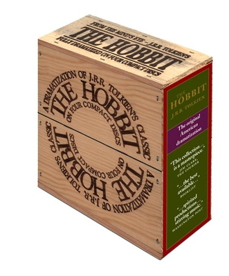 The Hobbit (Wood Box Edition) Cover Image