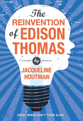 The Reinvention of Edison Thomas Cover
