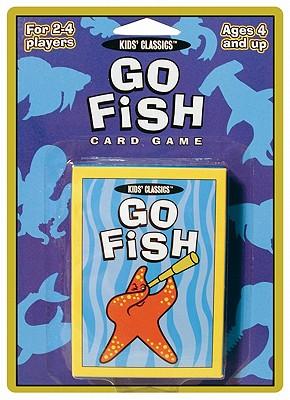 Go Fish Kids' Classics Card Game (Kids Classics Card Games) Cover Image