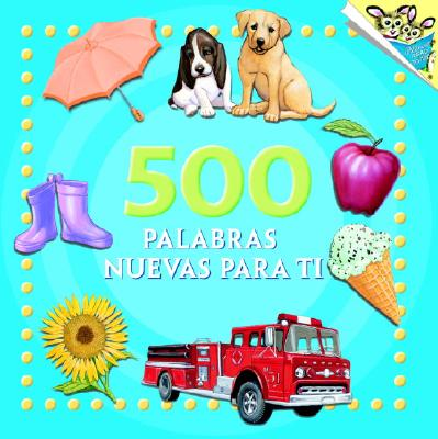 500 Palabras Nuevas Para Ti Cover