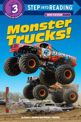 Monster Trucks! Cover