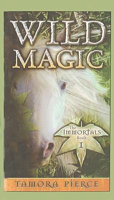 Wild Magic Cover