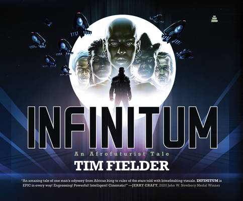 Infinitum: An Afrofuturist Tale Cover Image