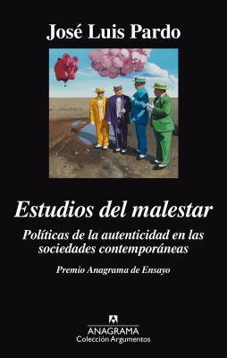 Estudios del Malestar Cover Image