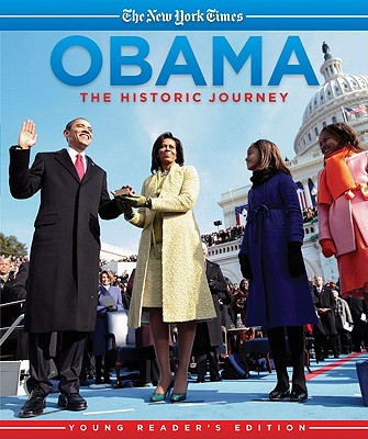 Obama: The Historic Journey Cover Image